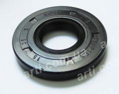 Сальник, двубортный, стандартный тип 015-35-5-2.2