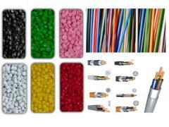 Пвх-гранулы для  производства кабелей