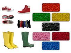 Пвх-гранулы для производства обуви