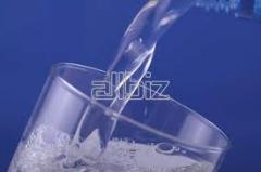 Питьевая вода газированная