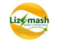 Рейка 4200мм для монтажа солнечных батарей Liz-mash