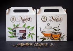 """Подарочный чайный набор для мужчин №8 ж"""","""