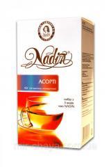 Чай пакетированный Ассорти, набор чайный №1, 24шт