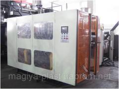 Термопласт автомат–раздувная машина модель JMX90D