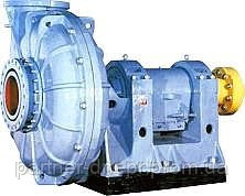 Industrial pumps Soil GRAU