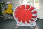 The VO industrial fans 06-300 No. 2,5 - 12,5