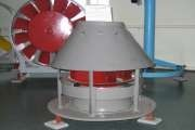 No. 4 VKR industrial fans - 12,5