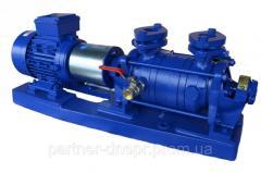 La bomba de vacío circular de agua Hydro-Vacu