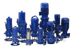 Submersible pumps for the polluted Hydro-Vacu