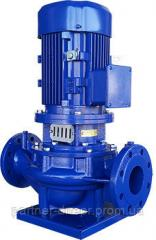 "Pump ""in-line"" one-stage centrifugal MVL"