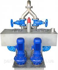 Насосные станции Hydro-Vacuum