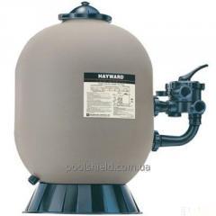 Фильтр песочный Hayward PRO 762 мм с боковым клапаном