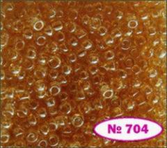 Бисер 10/0 № 16090 / 704 (глазурированный) (Код: 10-704-16090)