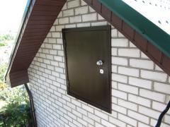 Дверь для чердака.