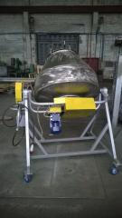 Mixer of the dry mixes SM-250AP