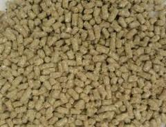 Equipment for production of compound feeds