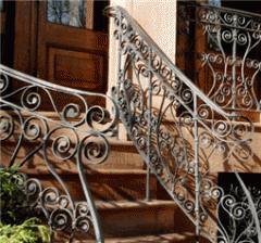 Кованые лестницы.