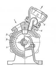 Pumps vortex BK 2/26A(BK 1/16A), BK (c) 2/26A(BK