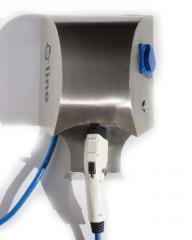 Зарядные станции для электромобилей  - Nissan