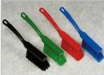 Brush manual soft with the split bristle