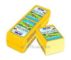 Сыр твердый Гауда (Gouda)48%, производство Германия (JAGER)