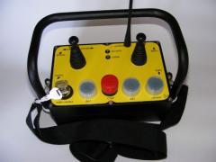 Система радиоуправления для грузоподъемного оборудования
