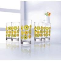 Set of glasses 6 ave. of 270 ml of high Amsterdam meline Luminarc 1/1