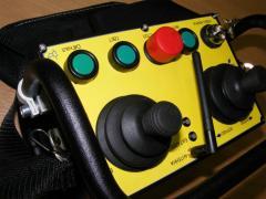 Пост кнопочный комплектуемый радиоуправления