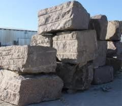 Блоки габбро для памятников, облицовочные плиты