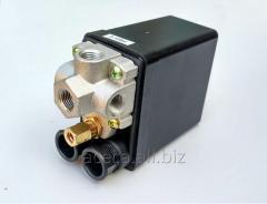 Автоматика для компрессора 220 В (прессостат) 4
