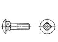 Болт мебельный ГОСТ 7801-81; ГОСТ 7802-81