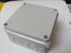 Box for external installation distributive 1100