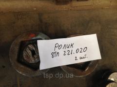 Ролик, 8ТП.221.020