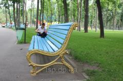 Садово-парковая скамья №2