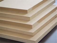 Plywood from wood of soft breeds of 5,5 mm