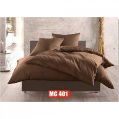 Однотонное постельное белье МС 401