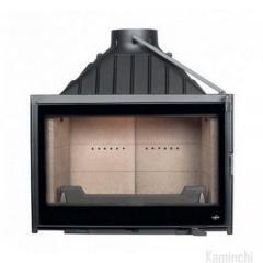 Chimney fire chamber of SEGUIN VISIO 7 PLUS BLACK