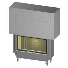 Chimney fire chamber of Spartherm Varia M-100h-4S