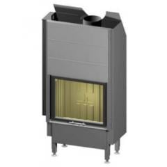 Chimney fire chamber of Spartherm Varia M-60h-4S