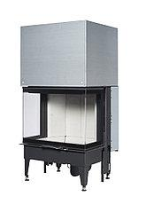 Fire chamber of Austroflamm 71x51 S3 with the