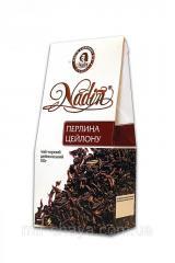 Чай черный Жемчужина Цейлона, 50г.