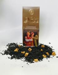 Чай черный с натуральными добавками Солоха, 100г.ТМ NADIN