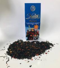 Чай черный с натуральными добавками Вертеп, 100г ТМ NADIN