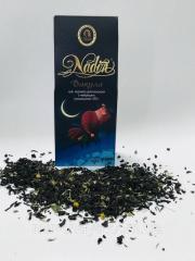Чай черный с натуральными добавками Вакула, 100г. ТМ NADIN