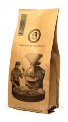 Кофе ароматизированный в зернах Ваниль бурбон, 0,5