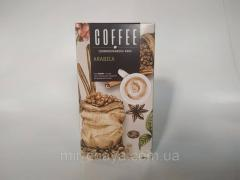 Кофе в зернах Бразилия Церрадо, 75г.