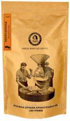Кофе ароматизированный Вишня в шоколаде в зернах , 200г.