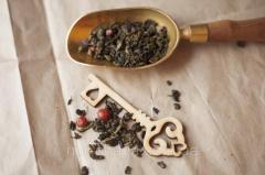 Чай зеленый Остров Монте Кристо, 0,5кг.
