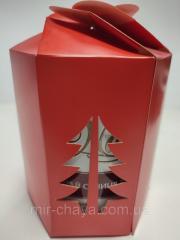 Чай чёрный рассыпной с добавками ТМ Nadin