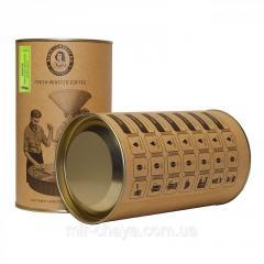Ziarna kawy Kenii AA TM Nadine 200 g, w tubie